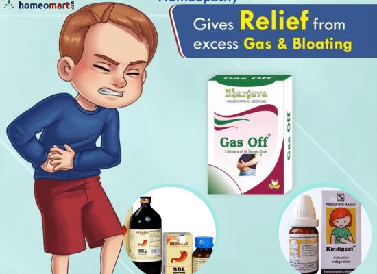 Gas flatulence medicine