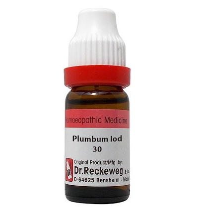Dr Reckeweg Germany Plumbum Iodatum Homeopathy Dilution 6C, 30C, 200C, 1M, 10M
