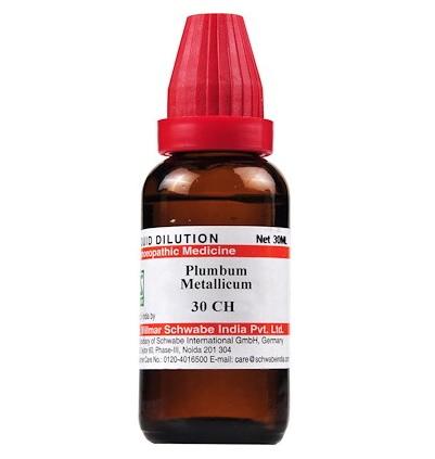 Schwabe Plumbum Metallicum Homeopathy Dilution 6C, 30C, 200C, 1M, 10M