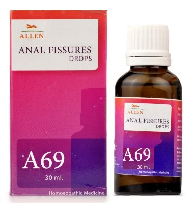 Buy Allen A69 Drop, Homeo Anal Fissures Treatment without Surgery