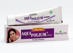Medisynth Aquifolium Cream for Acne & Blackheads