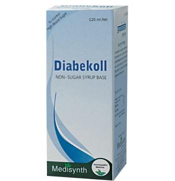 Medisynth Diabekoll Syrup