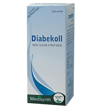 Medisynth Diabekoll Syrup, ideal blood sugar regulator