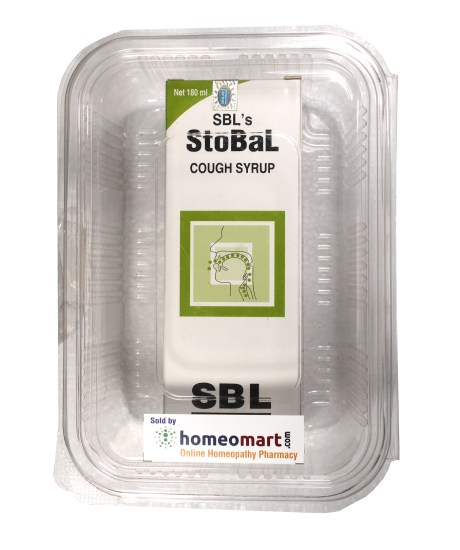 Stobal homeopathy cough syrup