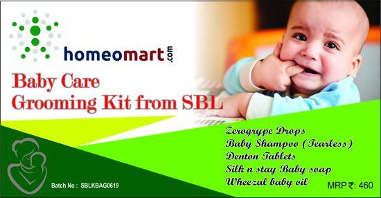 homeopathy baby grooming kit