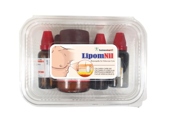 Lipomnil Kit for lipoma treatment sebaceous cysts