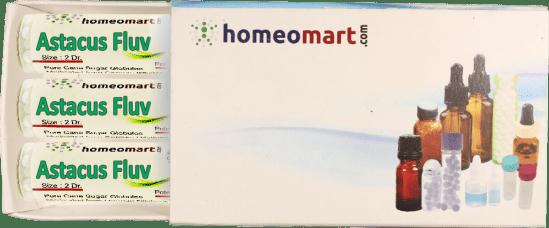 Astacus Fluviatilis homeopathy pills