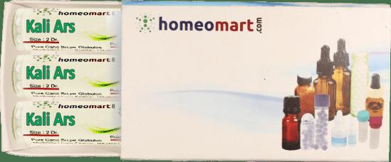 Kali Arsenicosum homeopathy pills