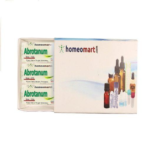 Abrotanum homeopathy pills