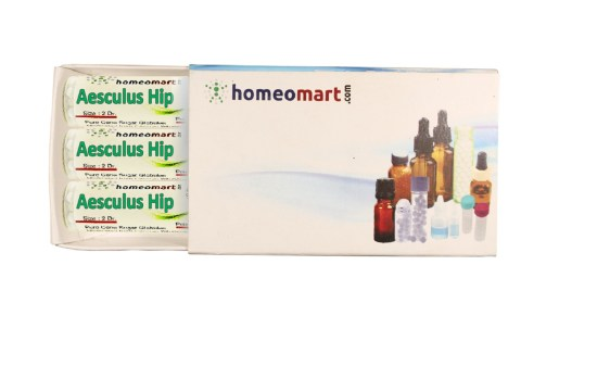 Aesculus Hip homeopathy pills