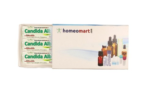 Candida Albicans homeopathy pills