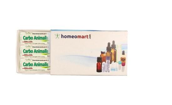 Carbo Animalis homeopathy pills