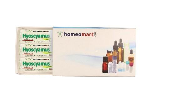 Hyoscyamus homeopathy pills