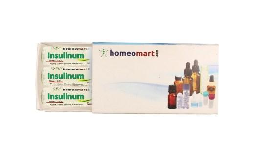 Insulinum homeopathy pills