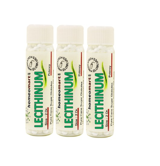 Lecithinum homeopathy pills