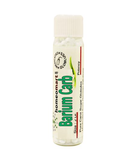 Barium Carbonate homeopathy pills