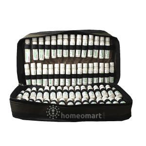 Homeopathy Medicine Kit
