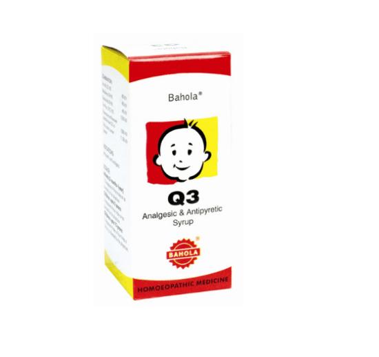 Bahola Q3 syrup