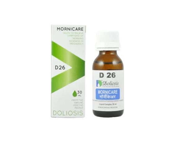 D26 Mornicare drops