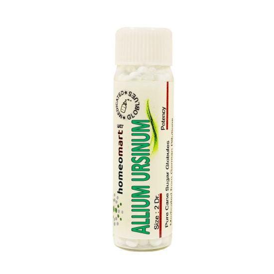 Allium Ursinum Homeopathy 2 Dram Pellets 6C, 30C, 200C, 1M, 10M