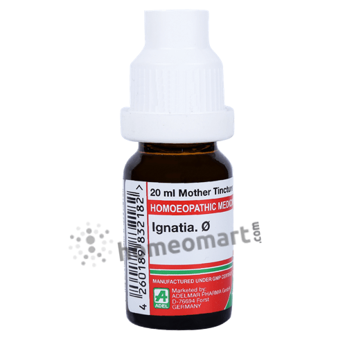 Adel Ignatia Amara Homeopathy Mother Tincture Q