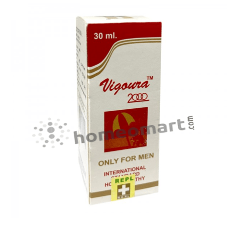 Vigoura 2000 nervine tonic for sexual problems in Males