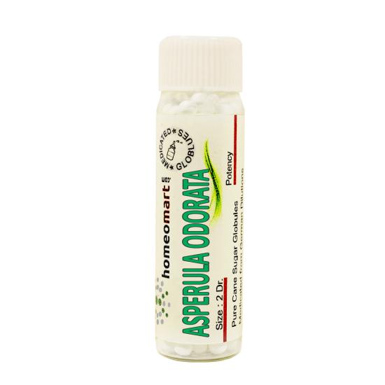 Asperula Odorata Homeopathy 2 Dram Pellets 6C, 30C, 200C, 1M, 10M