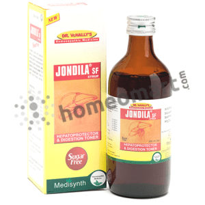 Medisynth Jondila Sugar-Free Syrup for digestive disorders