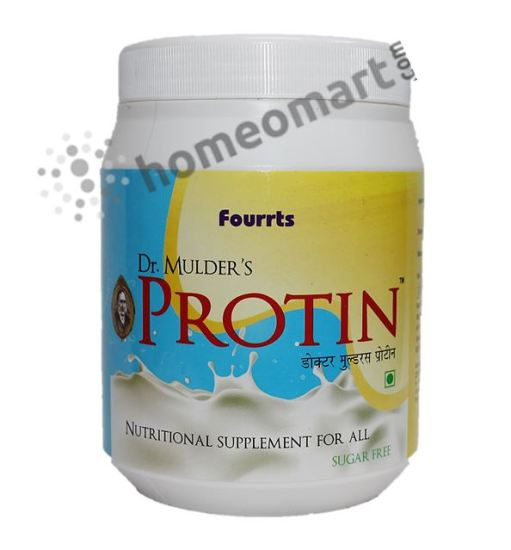 New Dr.Mulder Protin Sugar Free, New Pack 400 Gms