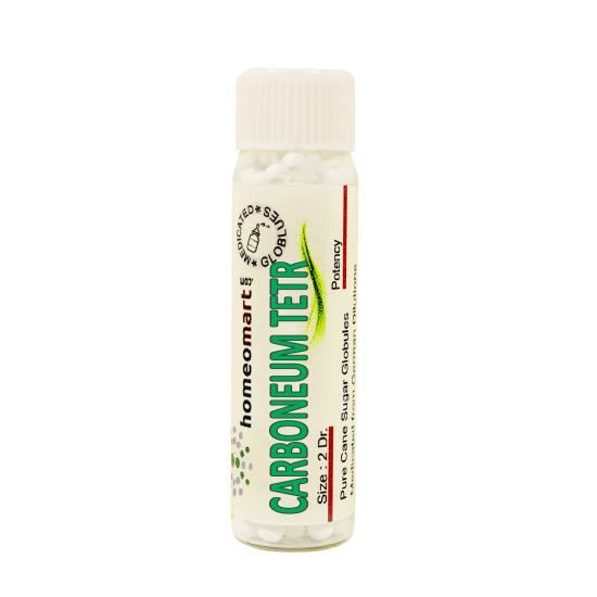 Carboneum Tetramuriaticum Homeopathy 2 Dram Pellets 6C, 30C, 200C, 1M, 10M