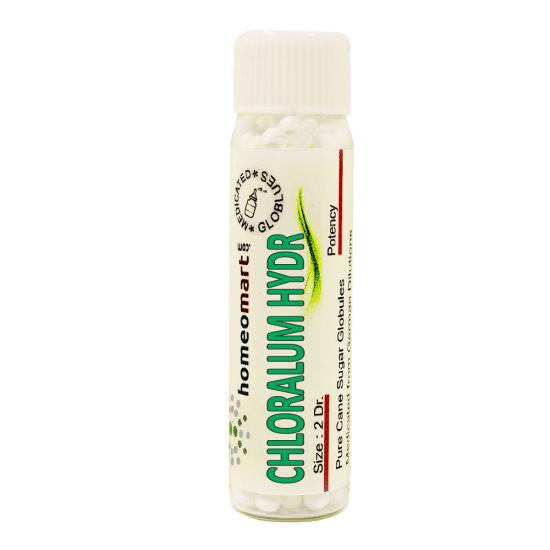 Chloralum Hydratum Homeopathy 2 Dram Pellets 6C, 30C, 200C, 1M, 10M