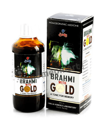Similia Brahmi With Gold Tonic for weak memory