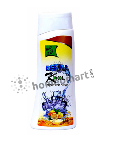 Similia Derma Kool Powder for skin irritation heat rashes