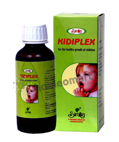 Similia Kidiplex Syrup for healthy growth of children