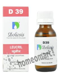 Doiosis D39 for Leucril