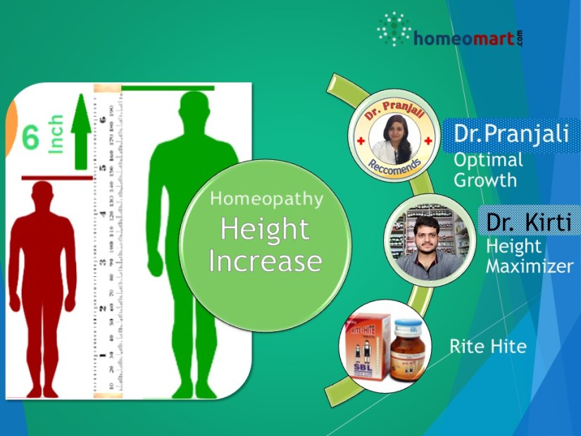 height increase homeopathy medicines