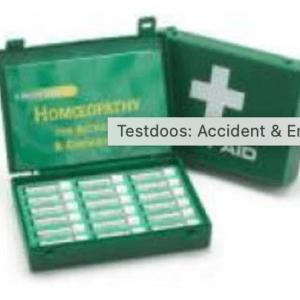 Accident & Emergency Kit