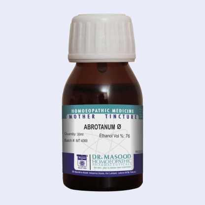 Abrotanum Q Masood