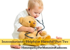 Immunizations Helpful or Harmful Podcast