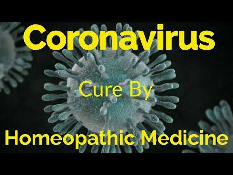 HOMEOPATHIC TREATMENT OF CORONAVIRUS