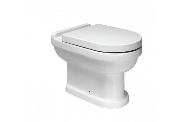 Low level toilet vintage