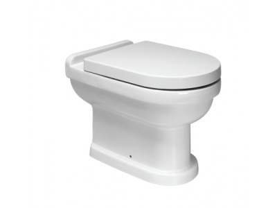 Low level toilet vintage-0