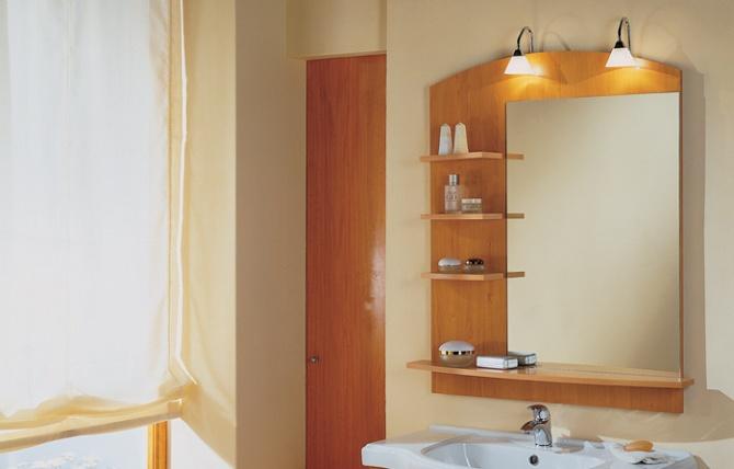 Barcelona bathroom cabinet