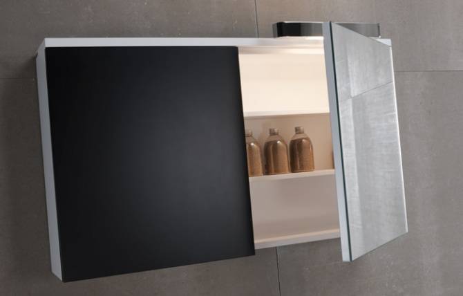 Advance bathroom cabinet