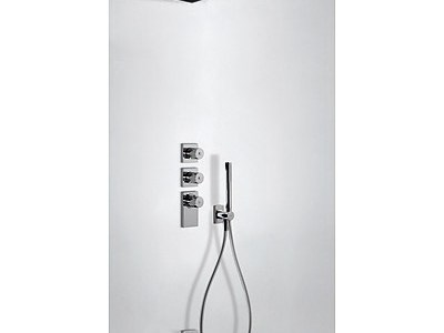 Built-in Thermostatic Tapware for Bath-0