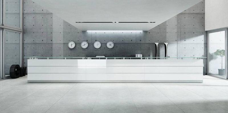 Reception Counters- eMeL