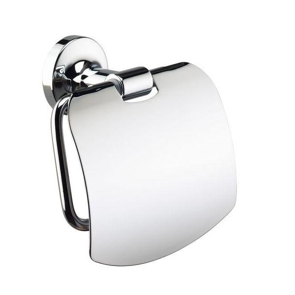 E-Plus Toilet Roll Holder Chrom