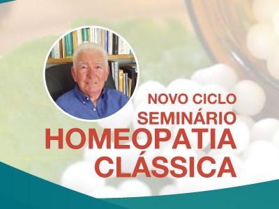 Seminário de Homeopatia Clássica –  DR. Lehmann-12 de Maio de 2019 – Paço de Arcos