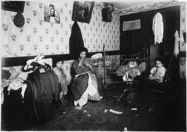 Apartamento New York(1912).