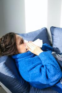 how to get rid of cough with phlegm?